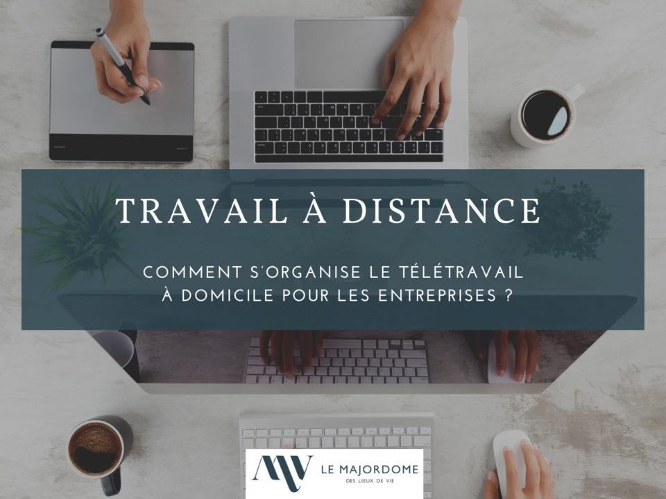 Travail à distance